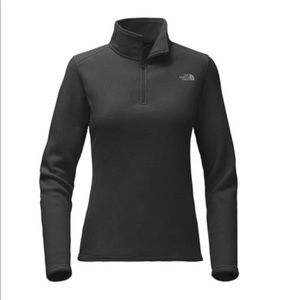 New The North Face Glacier 1/4 Zip Thin Jacket
